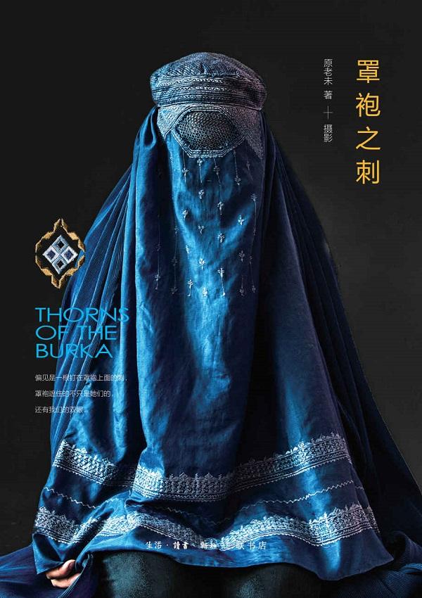 《罩袍之刺》封面图片