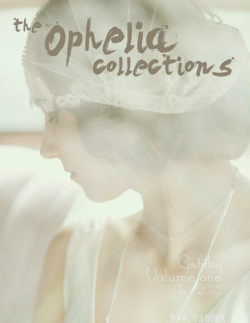 《Ophelia Collections婚礼摄影集》[PDF]